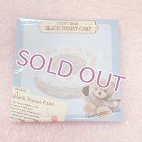 BLACK FOREST CAKE メモ