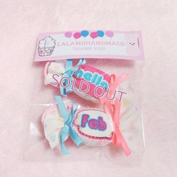 画像1: candyリボン(ロゴ)