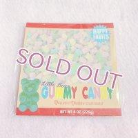 【メモ】グミベアキャンディ