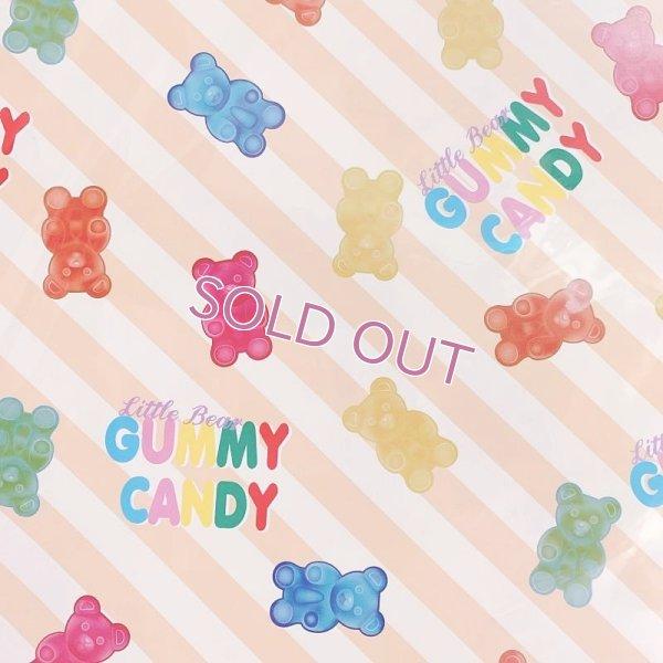 画像1: 【ペーパー】グミベアキャンディ