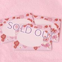 candy hearts Valentine  memo