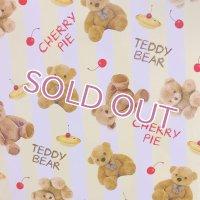 【ペーパー】TEDDYBEAR&CHERRYPIE
