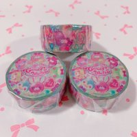 マスキングテープ  Candy waltz 03