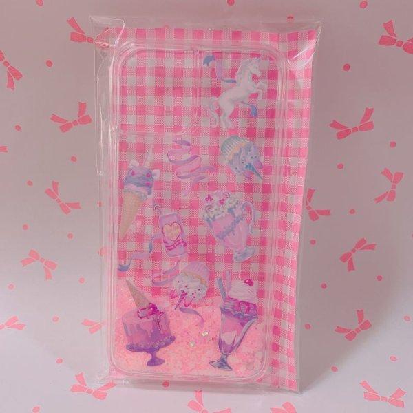画像1: parlor unicorn iPhone case