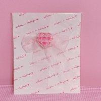 perl heart broach