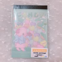 candy package メモパッド
