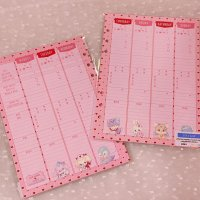 A5size memo refill ~ayyjewel clinic~ リフィル